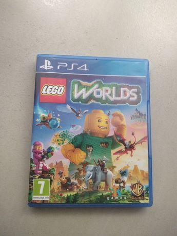 Lego worlds ps4 sprzedaz zamiana
