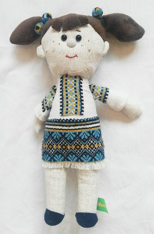 Кукла этно в украинском наряде украинка красивая подарок