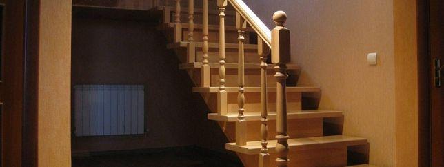 Изготовление лестниц. Доступные цены. 13 лет опыта!