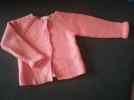 Sweterek 12-18 miesięcy