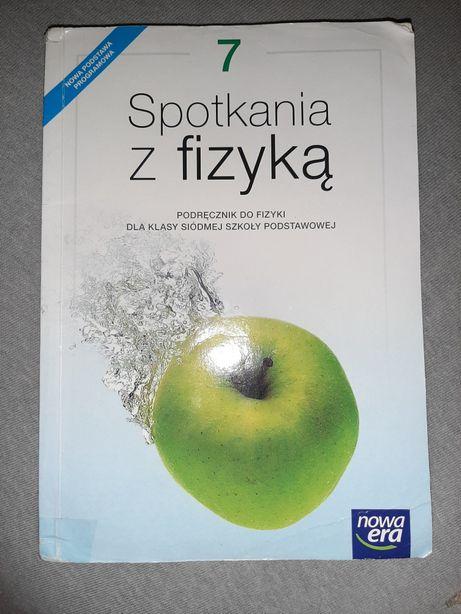 Podręcznik Nowa Era Spotkanie z fizyką