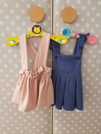 Sukieneczki niemowlę 68