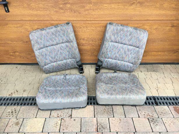 suzuki jimny fote fotele tył tylnie