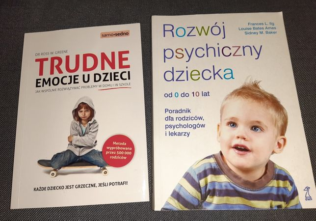 Książki psychologia