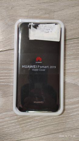 Huawei PSmart 2019 оригинальный чехол. Новый.