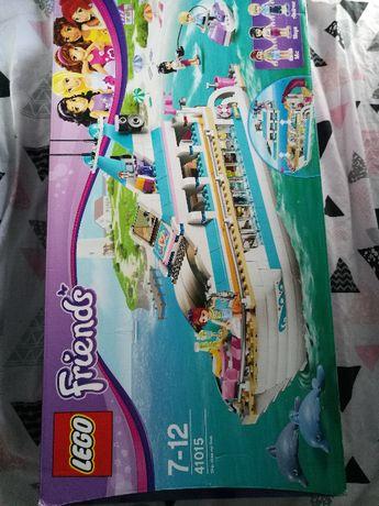 Zeataw Lego Friends Jacht 41015