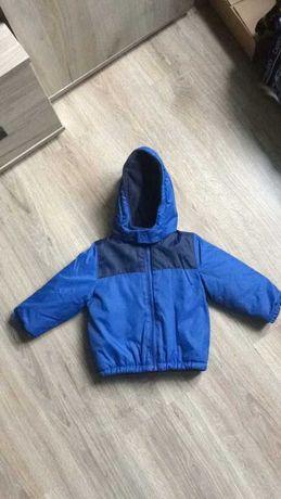 kurtka zimowa niemowlęca