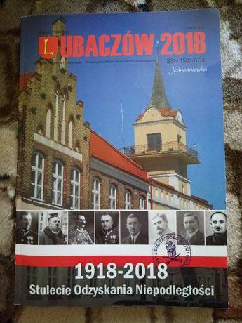 Lubaczów 2018 gazeta jednodniówka UM w Lubaczowie historyczna