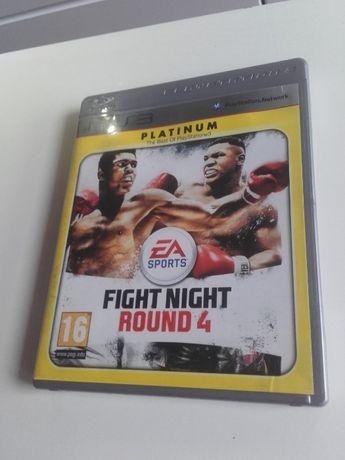 Gra Ps3 Fight Night Round 4