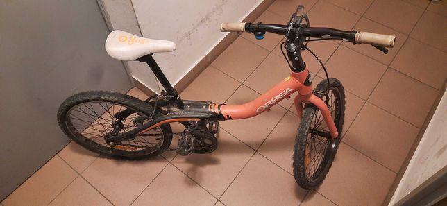 Rower dziecięcy..