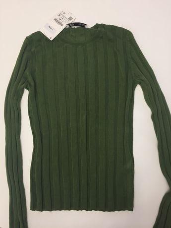 Nowy sweterek Zara roz.S