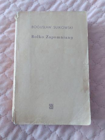 Bogusław Sujkowski Bolko zapomniany
