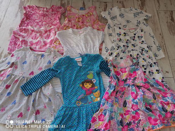 Sukienki dziewczęce 86