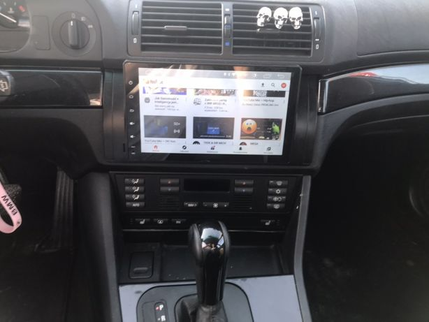 Radio android 9.0 bmw e39