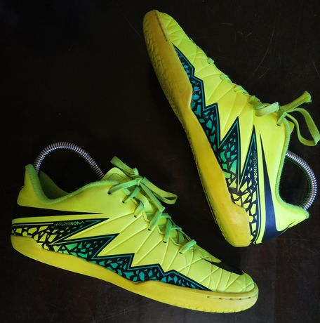 Детские (38.5р) футзалки копы бутсы Nike Hypervenom mercurial