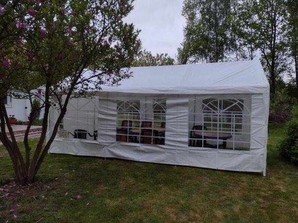 Namiot ogrodowy 3x6 ( Dach namiotu i boki )
