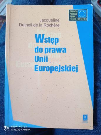 Wstęp do prawa uni europejskiej