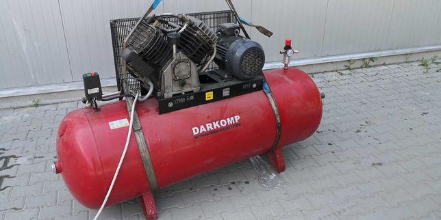 Kompresor sprężarka 500l 7,5kW (10KM) NGV0-500f-10t