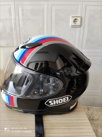 Vendo capacete Shoei NXR