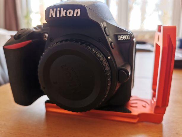 Nikon d5600 plus 3 obiektywy i akcesoria