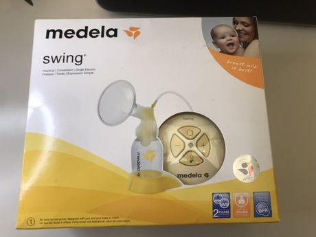 Молокоотсос электрический Medela Swing. Новый!
