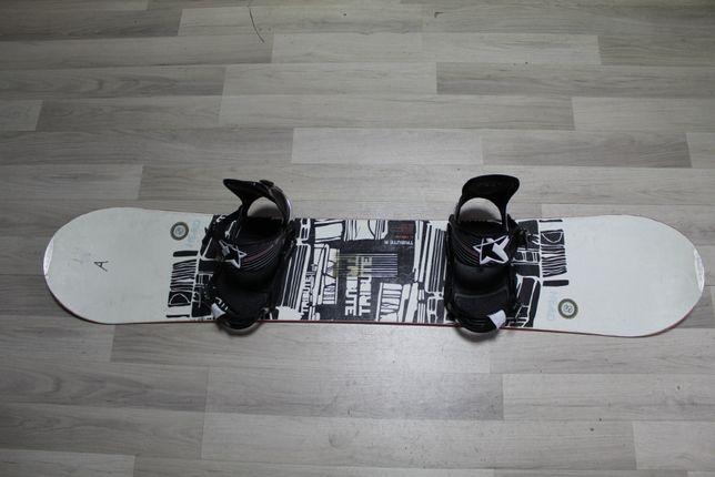 Deska Snowboard HEAD TRIBUTE 149 cm + Wiązania SP STAR