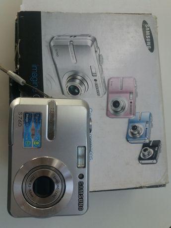 Aparat Samsung S760 Cyfrowy