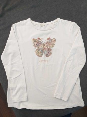 Camisola branca Zara