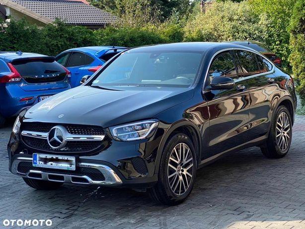 Mercedes-Benz Glc Bezwypadkowy Glc200 Coupe Lift Full Led 4matic