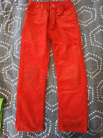 Palomino spodnie sztruksowe 128
