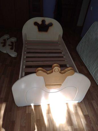 Кровать для принцессы!!!