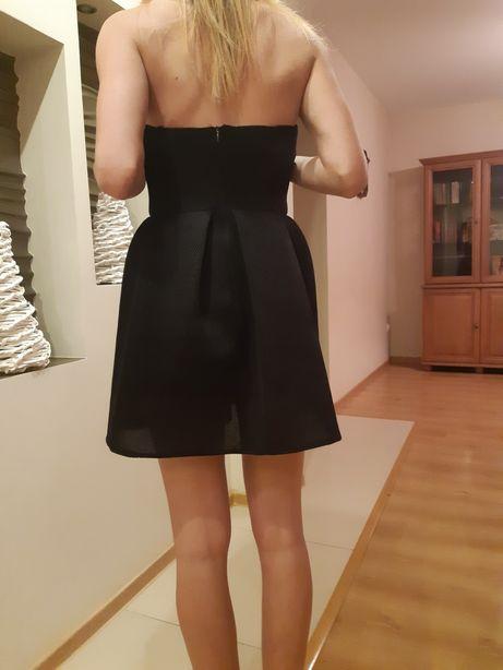 Sukienka czrana. TANIO!!