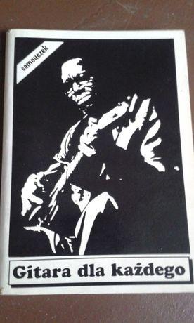 ksiazka gitara dla kazdego