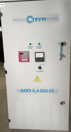 Конденсаторная установка АККУ 0,4 кВ 60 кВАр