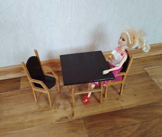 Мебель для барби любая. Стол и стулья для барби. Шкаф для барби.