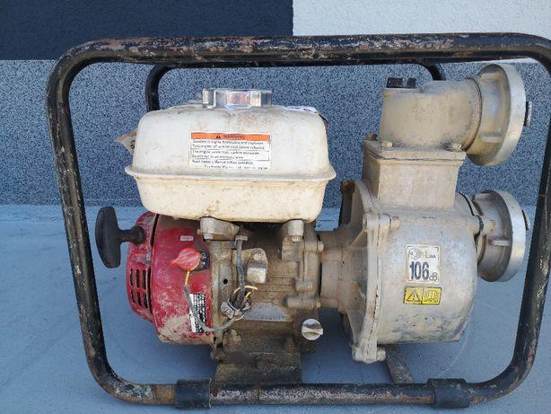 silnik Honda GX 160 od pompy półszlamowej SST80