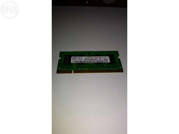Vendo Memória DR2 - 1GB para PC Portátil TOSHIBA SATELLITE A300D