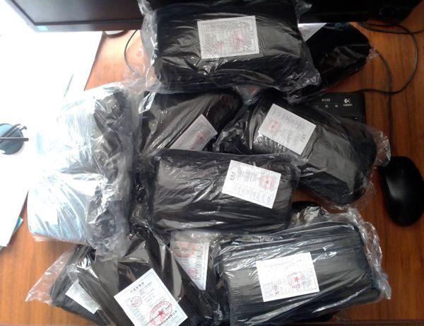 Чорні захисні маски / 1600 шт / опт