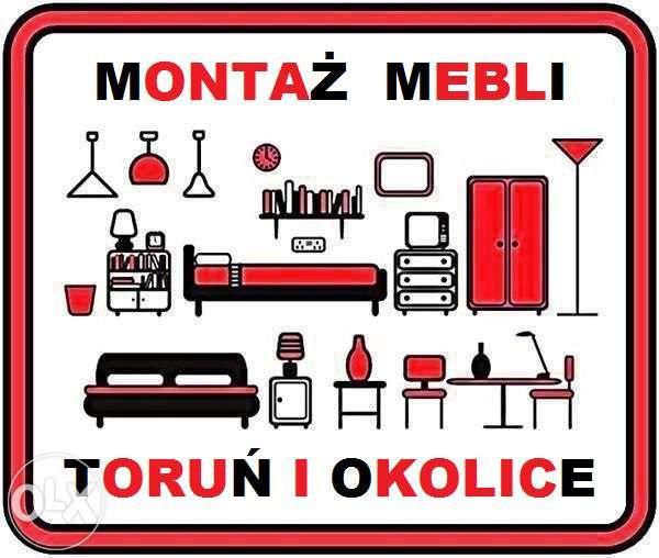 Montaż kuchni, mebli wszystkich producentów m.in. IKEA,BRW,BODZIO,JYSK Toruń - image 1