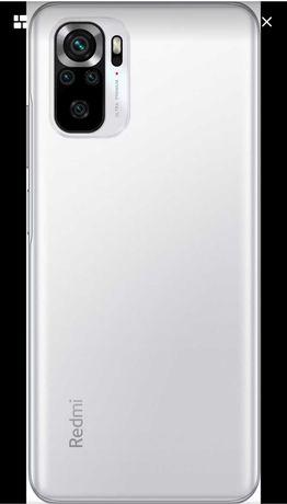 Новий смартфон Xiaomi Redmi Note 10S. Білого кольору . Pebble White