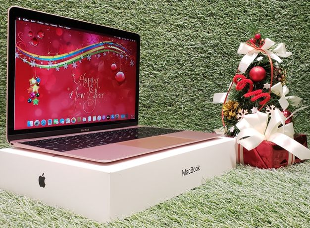 Ноутбук Apple MacBook 12'' Retina Rose Gold MMGL2 2016 M3-6Y30/8GB/256