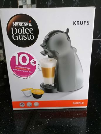Máquina de café Dulce Gusto