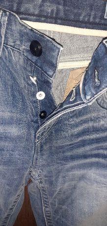 Nowe dżinsy męskie