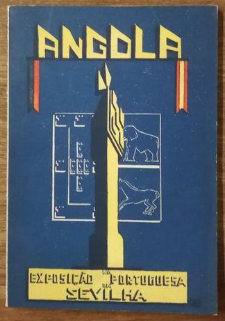 angola, exposição portuguesa em sevilha