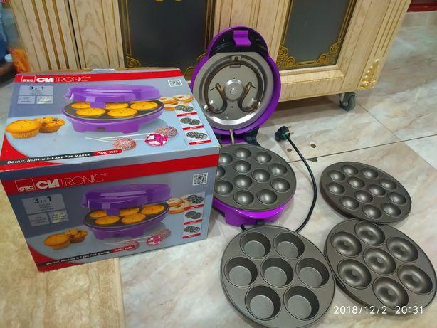Аппарат для приготовления пончикав,маффинов и кексов