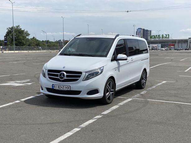 Mercedes-Benz V 250 Avantgarde EDITION