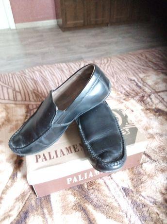 Продам туфли мужские (подростковые)  38 размер.