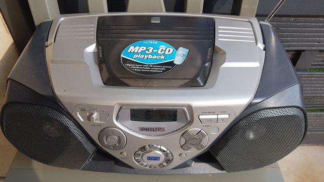Bumbox Philips radio cd