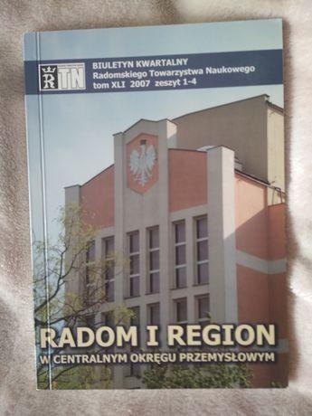 Książka Radom i region w centralnym okręgu przemysłowym