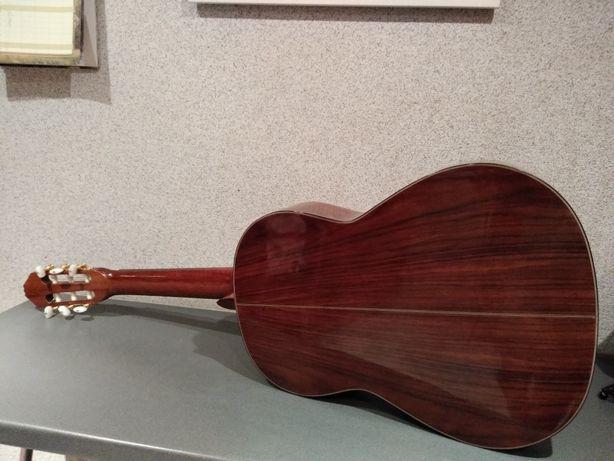 Hiszpańska gitara klasyczna Sevilla. Lity cedr i palisander !!